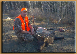 Peakk to Creek Elk Hunting Durango